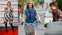Berikut sederet selebritas Hollywood yang bangga dan stylish tampil memakai batik. (Pinterest)