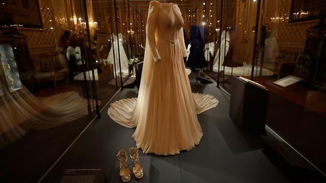 6 Gaun Pernikahan Termahal Sepanjang Sejarah Bisnis Liputan6 Com