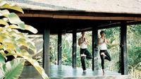 Treatment yoga (comohotels.com)
