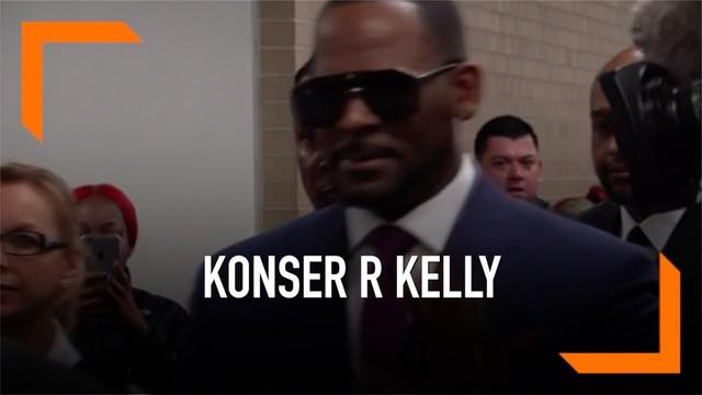 Usai bebas dengan membayar uang tunjangan anak, R. Kelly kini meminta izin hakim untuk melaksanakan beberapa konser di Dubai.