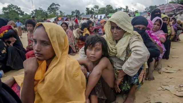 Bangladesh: Pengungsi Rohingya Tak Dipaksa Kembali ke Myanmar, tapi…