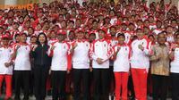 Banner Infografis Indonesia Siap Bangkit di SEA Games 2019. (Liputan6.com/Triyasni)