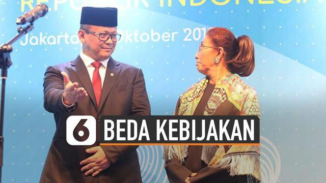 Usai Edhy Prabowo menjabat sebagai Menteri Kelautan dan Perikanan, sejumlah kebijakan dari menteri sebelumnya akan mengalami perubahan.