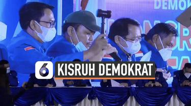Kongres Luar Biasa (KLB) Partai Demokrat di Deli Serdang Sumatera Utara putuskan Moeldoko sebagai ketua umum baru partai. Bagaimana reaksi Moeldoko?