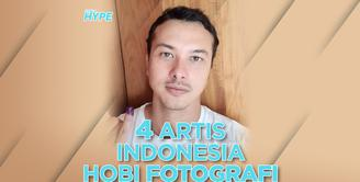 Ternyata ada banyak artis Indonesia yang punya hobi fotografi, lho. Siapa saja? Yuk, cek video di atas!