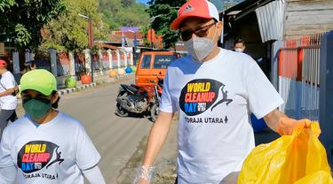Wabup Toraja Utara, Frederik Viktor Palimbong (Liputan6.com/Istimewa)