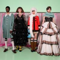 Simak koleksi Gucci Fall 2020 di Milan Fashion Week (Foto: Instagram/gucci)