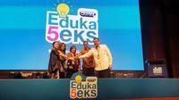 Peluncuran hasil survei perdananya terkait komunikasi kesehatan reproduksi dan edukasi seksual serta program Eduka5eks oleh Reckitt Benckiser Indonesia.