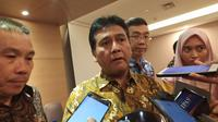Ketua Umum Asosiasi Pengusaha Indonesia (APINDO) Hariyadi B. Sukamdani. (Tira/Liputan6.com)
