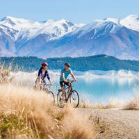 Olahraga dan liburan ke New Zealand. (Foto: Dok. Tourism New Zealand)