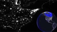 Badai matahari pernah memutuskan aliran listrik di Quebec, Kanada (NASA)