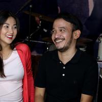 Bagi Ruben Onsu, Sarwendah dan calon bayinya jadi harta paling berharga (Foto: Wimbarsana/Bintang.com)