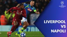 Berita video statistik Liverpool pada matchday ke-6 Liga Champions 2018-2019.