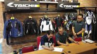 Prime Gears menjadi distributor utama RS Taichi di Indonesia. (Septian/Liputan6.com)