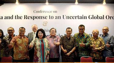 Sejumlah fakultas ekonomi, lembaga riset dan ekonom Indonesia sepakat membentuk wadah (platform) riset independen IBER. (Dok)