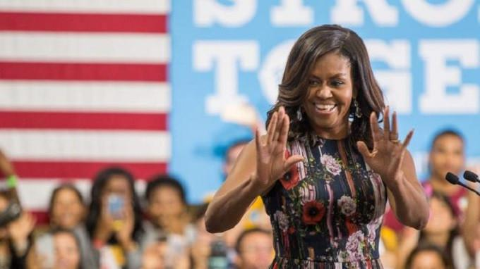 Michelle Obama (AFP)