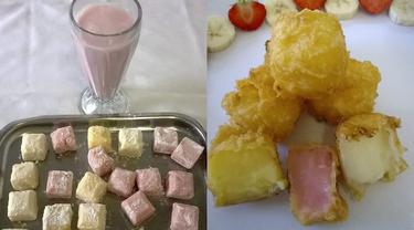 Kedai di Inggris Sajikan Hidangan Milkshake Goreng (1408)