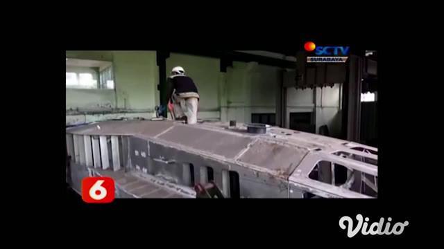 Kapal perang karya dosen dan mahasiswa ITS Surabaya telah rampung 90 persen. Namun, untuk keseluruhannya diperkirakan selesai akhir tahun 2020. Kapal perang canggih karya Pusat Studi Kelautan LPPM ITS Surabaya diberi nama The Croc.