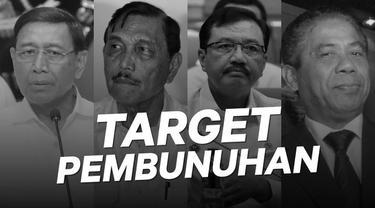 Polisi telah menangkap kelompok penyusup dalam aksi damai di Jakarta 21-22 Mei yang berakhir dengan kerusuhan. Enam ditetapkan sebagai tersangka yang melakukan jual beli senjata api ilegal. Mereka juga berencana membunuh tokoh nasional dan pimpinan l...