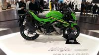 Kawasaki Ninja 125 (Sigit T Santoso/Liputan6.com)