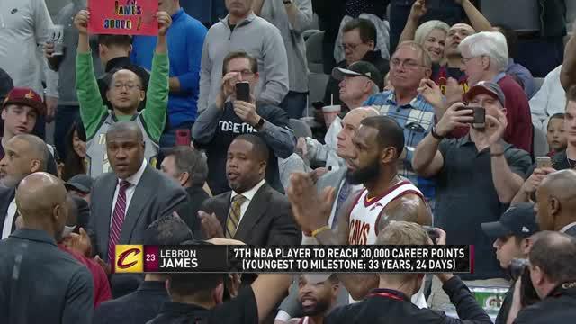 Berita video game recap NBA 2017-2018 antara San Antonio Spurs melawan Cleveland Cavaliers dengan skor 114-102.