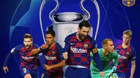 Barcelona - Liga Champions (Bola.com/Adreanus Titus)