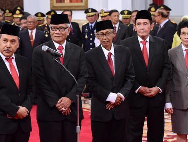 5 Dewan Pengawas KPK Pilihan Jokowi
