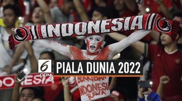 Timnas Indonesia akan menghadapi Malaysia di Stadion Utama Gelora Bung Karno pada Rabu (5/9/2019) dalam ajang kualifikasi Piala Dunia 2022 Zona Asia.