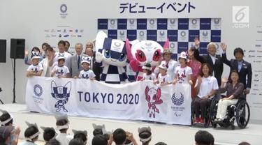 Maskot Olimpiade dan Paralimpiade 2020 Tokyo resmi diperkenalkan ke publik. Kedua maskot, yakni Miraitowa dan Someity merupakan hasil karya ilustrator Jepang.