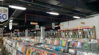 Jakbook, pusat buku di Pasar Kenari Jakarta. (dok. liputan6.com/Novi Thedora)