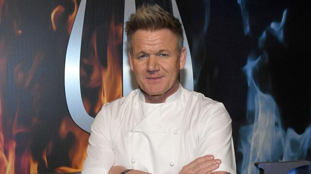 Gordon Ramsay (ETHAN MILLER / GETTY IMAGES NORTH AMERICA / GETTY IMAGES VIA AFP)