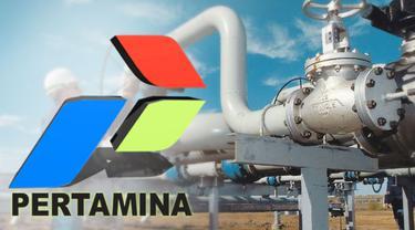 Ilustrasi Perusahaan Minyak dan Gas Pertamina (2)