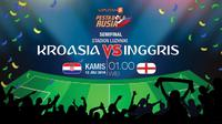 Kroasia vs Inggris (Liputan6.com/Abdillah)