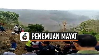 Sesosok mayat berjenis kelamin laki-laki ditemukan di Desa Taring, Kecamatan Biringbulu, Kabupaten Gowa, Senin (11/11/2019).
