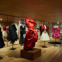 Mengintip instalasi Roses yang digelar Alexander McQueen (Foto: Alexander McQueen)