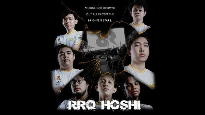 RRQ Hoshi juarai MPL Season 6. (Doc: RRQ)
