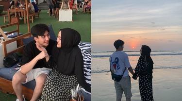Momen Liburan Putri Delina dan Jeffry Reksa di Bali