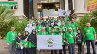 Jemaah haji khusus Dewan Masjid Indonesia. Dok DMI