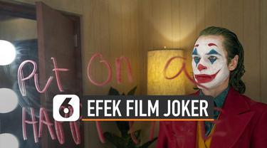 Film Joker dinilai kontroversial dan tak disarankan ditonton semua kalangan. Orang dengan masalah mental diimbau tak menontonnya.