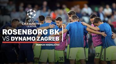 Berita video highlights leg II playoff Liga Champions 2019-2020 antara Rosenborg melawan Dinamo Zagreb yang berakhir dengan skor 1-1, Selasa (27/8/2019).