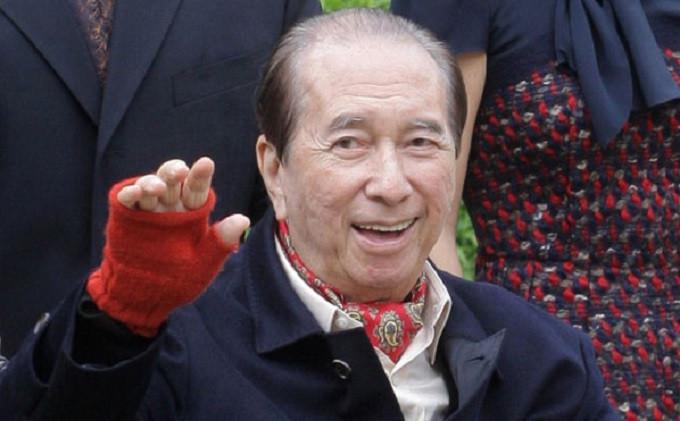Stanley Ho miliarder asal Makau (Forbes)