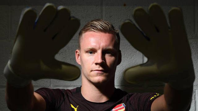 Kiper baru Arsenal, Bernd Leno. (Bola.com/Dok. Arsenal)