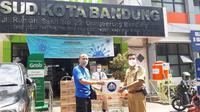 Bantuan ke Sejumlah Rumah Sakit di Pulau Jawa untuk Perangi Covid-19. foto: istimewa