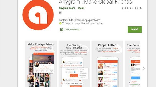 3 Aplikasi Rekomendasi Untuk Tambah Teman Luar Negeri Wow Menariknya