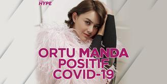 Amanda Manopo Sedih, Orang Tuanya Terpapar Covid-19