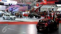 Di event GIASS 2016, Mandiri Tunas Finance dan Mandiri Utama Finance siap mewujudkan impian Anda memiliki mobil baru dengan cicilan 0%.