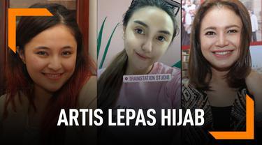Deretan Publik Figur yang Putuskan Lepas Hijab
