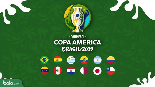 Jadwal Copa America  Pertandingan Perempat Final Jumat