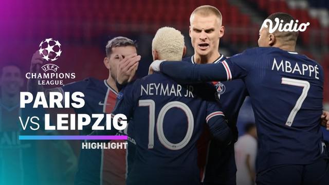 Berita video highlights matchday 4 Grup H Liga Champions 2020/2021 antara PSG melawan RB Leipzig yang berakhir dengan skor 1-0 berkat gol penalti dari Neymar, Rabu (25/11/2020) dinihari WIB.