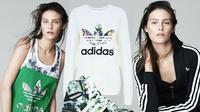 Musim panas ini, TopShop melakukan kolaborasi eksklusif dengan Adidas Originals untuk membawa fashion bergaya sporty ke masyarakat umum.